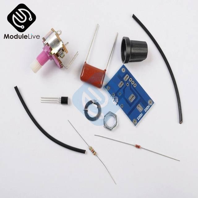 Arduino 220v Dimmer