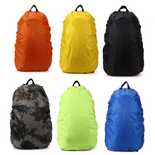 35L/45L Adjustable Waterproof Backpack Rain Cover Bag Rucksack Rain Dust Cover for Camping Hiking Travel Bag