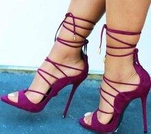 New Colors Giatiator Heels Strappy Sandals Peep Toe Cut-out High Platform Sandals Ladies Summer Dress Shoes Cross Straps
