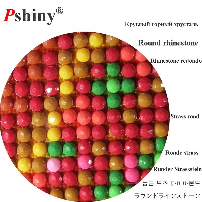 Pshiny 3d Πλήρες τετράγωνο στρογγυλό - Τέχνες, βιοτεχνίες και ράψιμο - Φωτογραφία 4