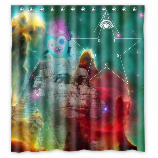 Anime Shower Curtain One Piece Dragon Ball Z Bleach Fairy Tail Naruto Together Pillars Of Creation