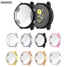 Screen Protector Case For Samsung Galaxy Watch Active Cover All-Around Ultra Thin Soft TPU Silicone Protection Watch Case(China)