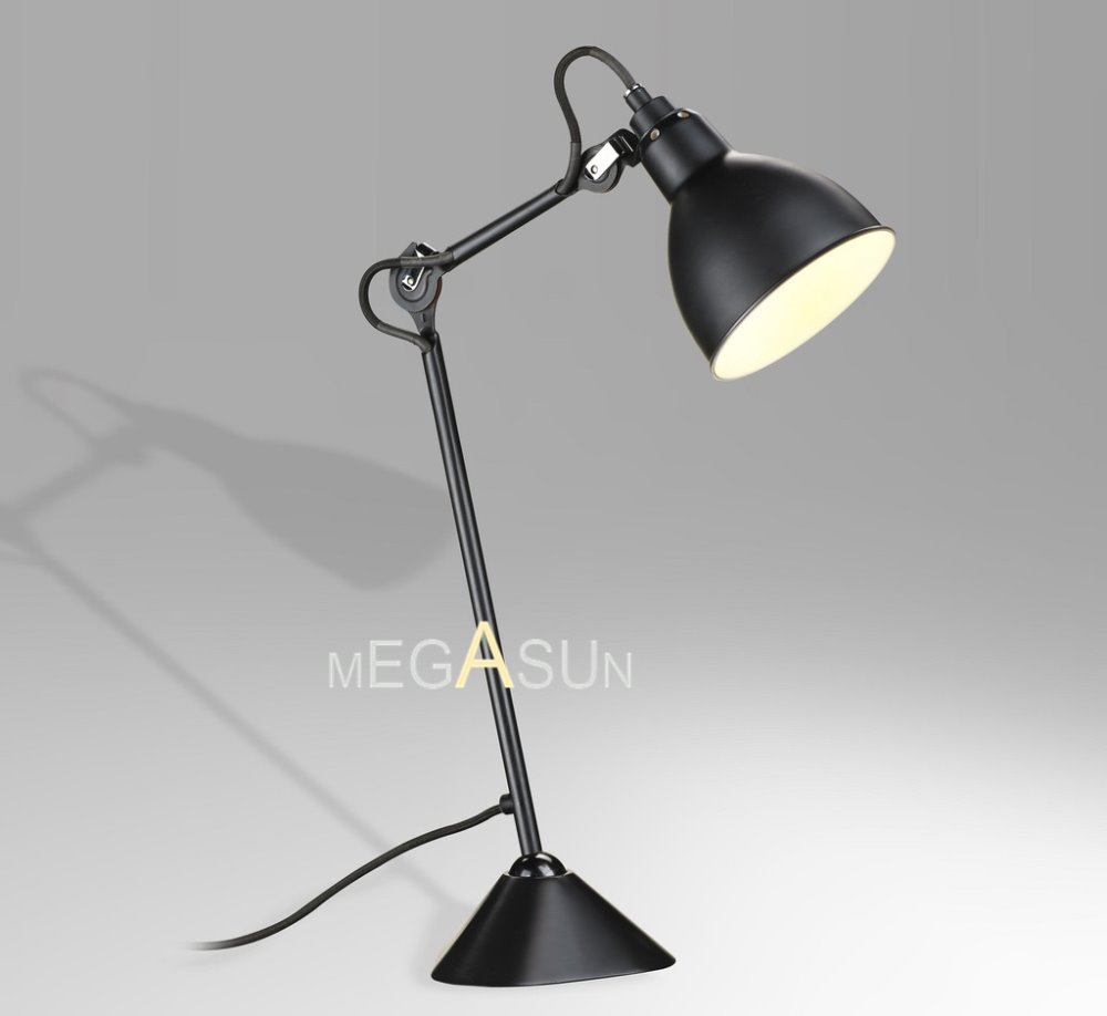 Replica Of La Lampe Gras 207 Table Lamp Bernard Albin Gras Table