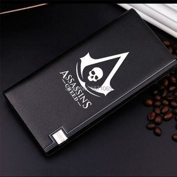 PS4 Game NECA Assassins Creed 4 Wallet Figure Model Toys Dolls Anime Cartoon xmas Gift Collection