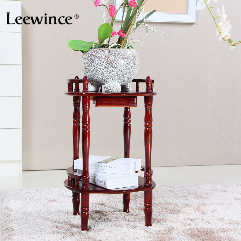 leewince storage holders shelf display rack coffee tables corner shelf choice products furniture console tables