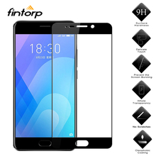 Fintorp 3D Tempered Glass For MEIZU M5S M5 M6 M3 Note MX6 M6S M3X M3E Screen Protector Meizu Max E2 Film Guard
