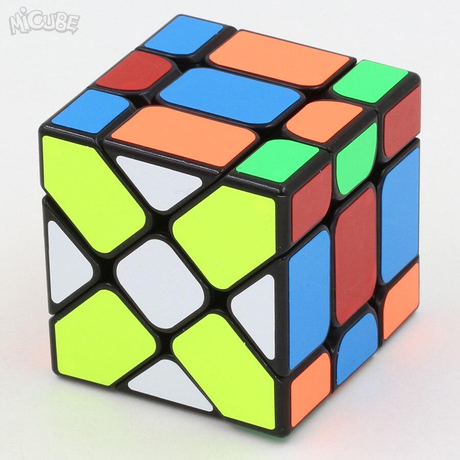 Magic Cubes Cheap Sale Micub Zhiesheng 2x2x2 Panda Cube Cartoon Magic Special Cube Speed Puzzle Cube Educational Toys For Children Cubo Magico 2x2 Toys & Hobbies