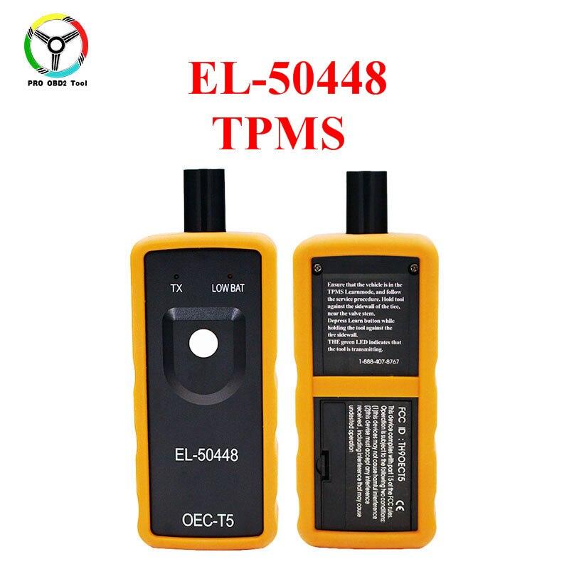2017 EL 50448 Car Tire Pressure Monitor Sensor EL50448 font b TPMS b font Activation Tool