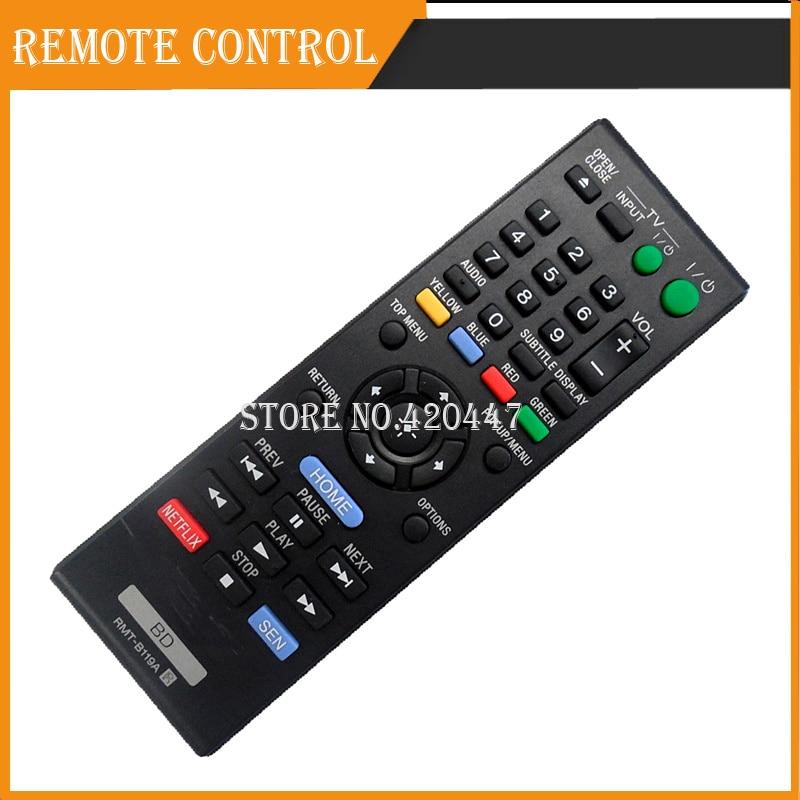 For <font><b>SONY</b></font> bdp-bx58 bdp-s380 bdp-bx38 <font><b>Blu</b></font> <font><b>ray</b></font> DVD <font><b>player</b></font> and remote control rmt-b115a rmt-b119a
