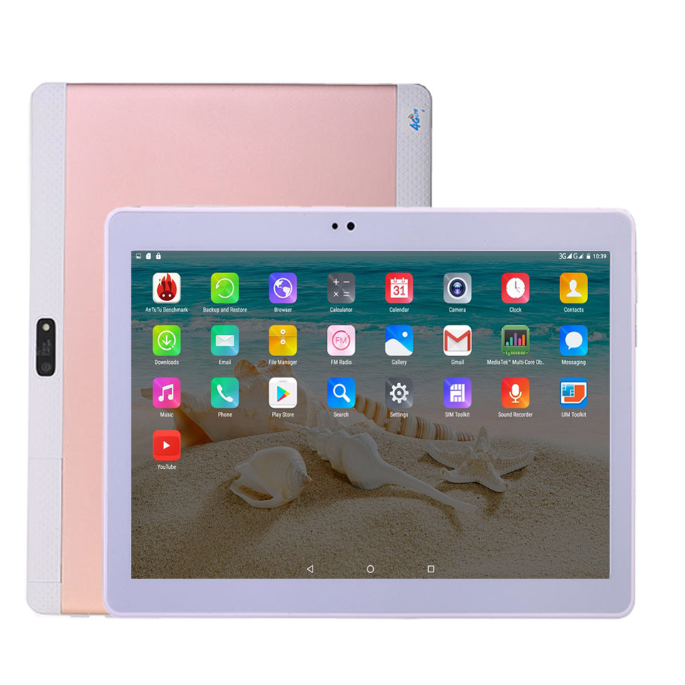 2018 Newest 10 inch tablet PC Octa Core IPS 1920*1200 ROM Android 7.0 Dual SIM Card GPS WiFi 3G 4G LTE FDD PC Tablets 10.1 inch original brand android tablet pc 10 1 inch 3g 4g metal tablet 4g octa core 1920 1200 gpstablets wifi pc tablet 10 1