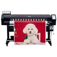 Xp600 Wide Format Printer For Car Warps Poster Outdoor Digital Inkjet Printing Machine 5Ft Banner Printing Machine