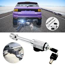 Trailer Hitch Locking Pin Tow Receiver Pure Copper Lock Cylinder Anti Rust Applicable For Saloon Cars Mobile