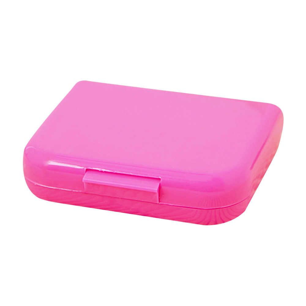 ABS Pin Iğne Konuları Dikiş Kitleri Çeşitli içinde oya araçları saklama kutusu ev ve seyahat kullanımı için