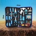 25 stücke Elektriker Werkzeug Kit Set Haushalt Werkzeuge Set Mit 382 Multimeter Multi-funktion Hardware Kit Hand Werkzeuge