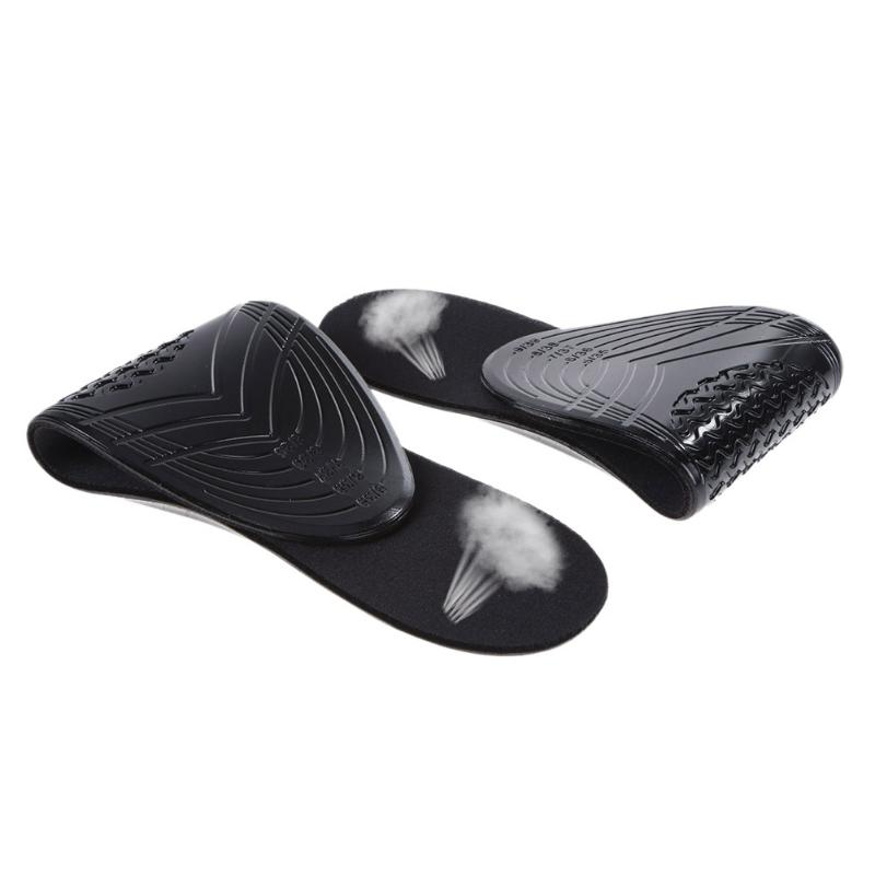 PU leather Orthotic insole Arch Support Insole For Flat Feet Orthotic Memory form Insole for orthopedic Shoes