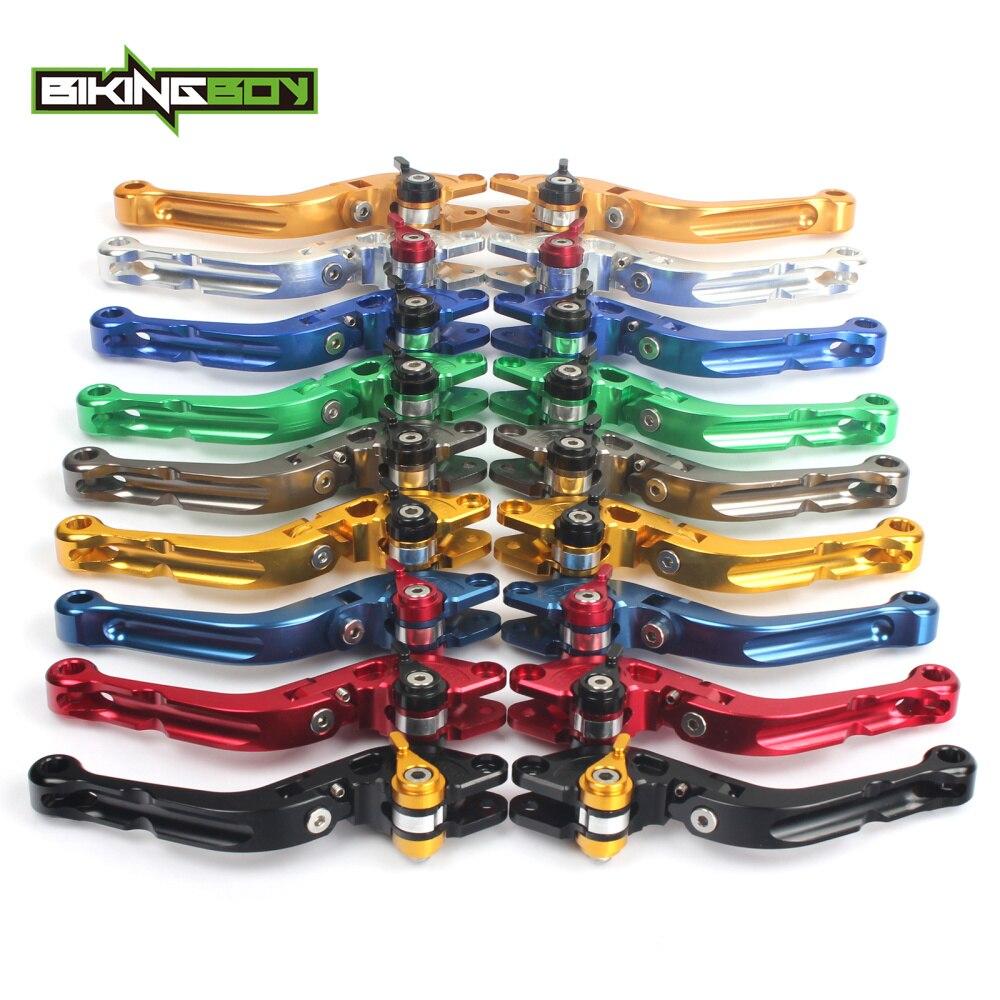 Adjustable Short Folding Clutch Brake Levers for HONDA  Crossrunner 1200 2012 2013 VFR 1200 X Crosstourer  11 12 13 14 15  16clutch brake leversbrake leverbrake clutch levers