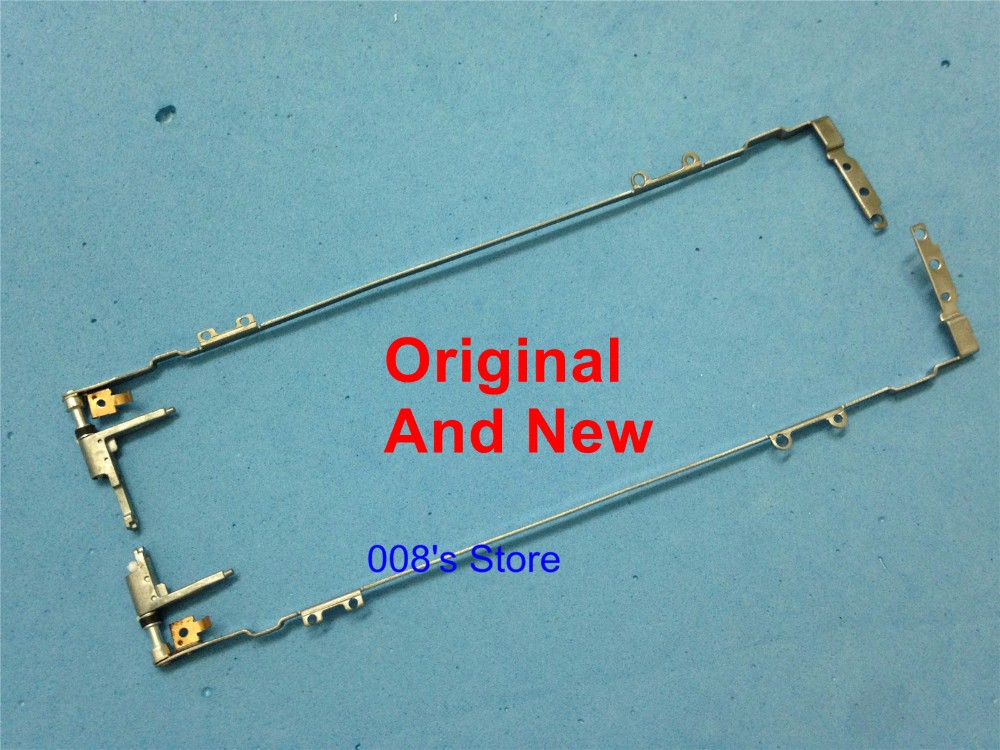 Dell Latitude D610 Laptop LCD Screen Display Hinges Pair Left Right