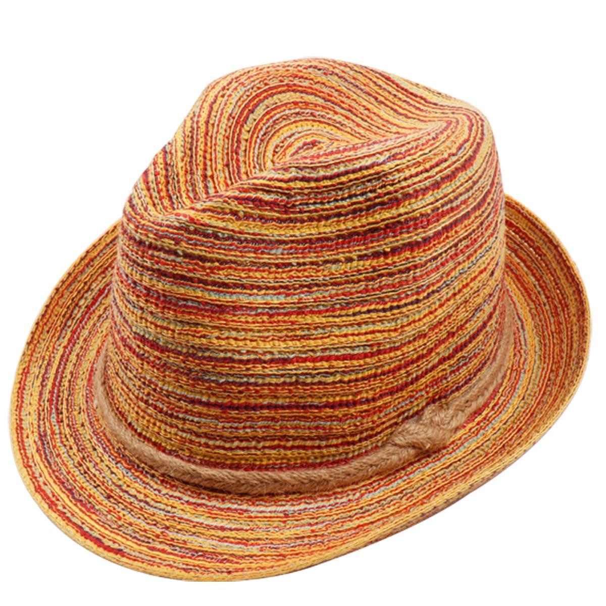 Sonnenhüte Konstruktiv Hüte/kappen 2019 Heißer Verkauf Tops Floppy Sun Hüte Für Frauen Einfache Sommer Strand Regenbogen Stroh Hut Freizeit Modische Faltbare Panama Ein Unverzichtbares SouveräNes Heilmittel FüR Zuhause