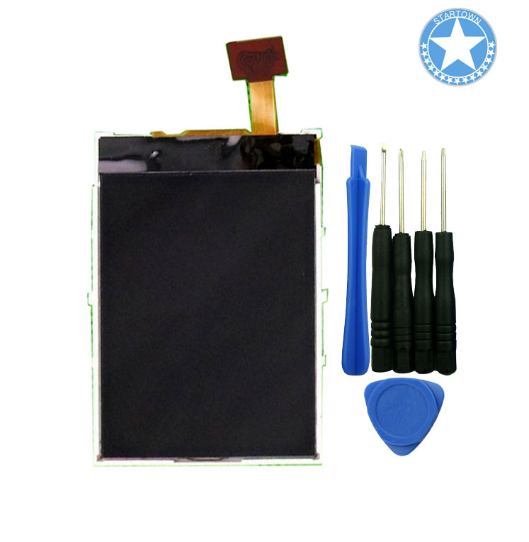 For Nokia 5000 N5000 LCD Screen Display Screen Repair Panel Replacement with Tools image