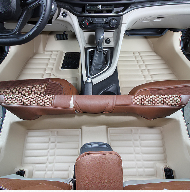 Myfmat custom foot leather car floor mats for TOYOTA 86 Fortuner Previa Sienna Venza Liteace YARiS L free shipping classy trendy