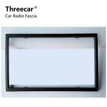 Новый 2 Дин Радио Фризовая с металлической стент Авто Стерео отделкой комплект для автомобиля радио 7018B. 7010B. 7012B. 7023D. 7010G. 7018 г. 7031TM. 8702
