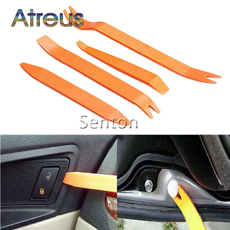 Car Audio Door Removal Tool for Ford Focus 2 3 Fiesta Mondeo Kuga Ecosport Fusion Toyota Corolla Avensis Auris Yaris rav4 Hilux custom fit car trunk mat for ford edge escape kuga fusion mondeo ecosport focus fiesta car styling tray carpet cargo liner