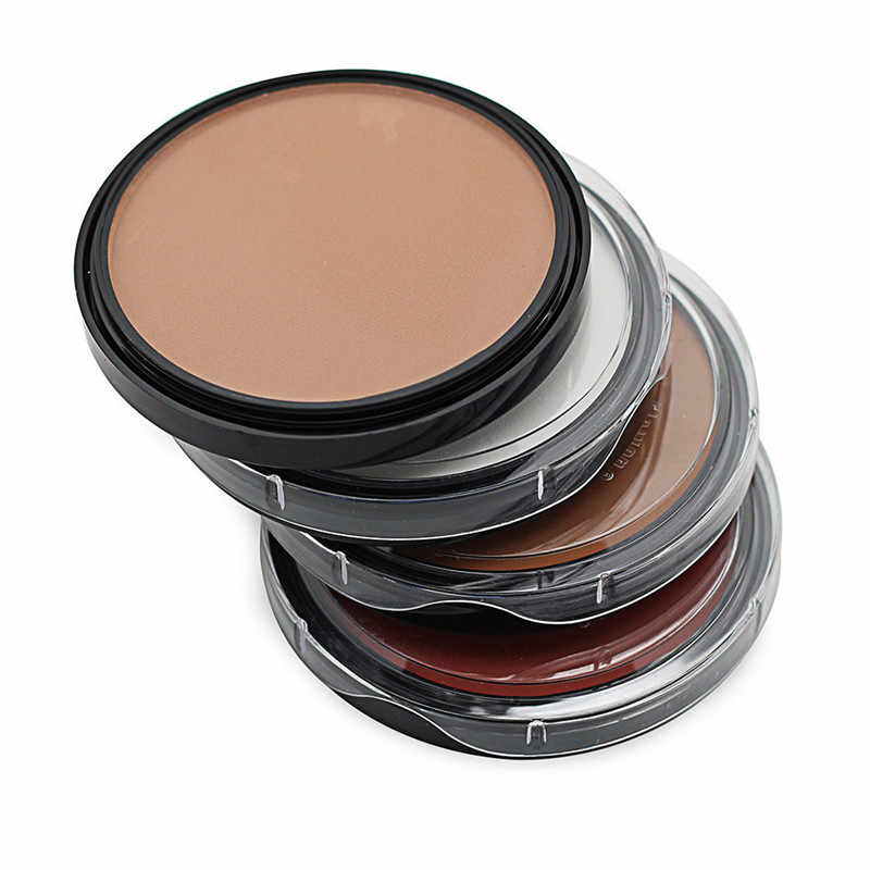 Professional Face ยาวนาน Matte Bronzer Highlighter Contour Shading Powder