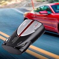 12V 16 Band Cobra Xrs 9880 Anti Radar Car Detector 360 Degree Led Display Police Speedometer Voice Alert 35