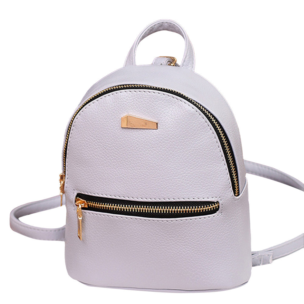 Aelicy 2019 Waterproof High Quality Backpack Women Zipper Small Shoulder Bags For Travel Mini Backpack Women Girl School BagAelicy 2019 Waterproof High Quality Backpack Women Zipper Small Shoulder Bags For Travel Mini Backpack Women Girl School Bag