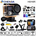 Original EKEN H8/H8R Action Camera VR360 Ultra 4K/30fps Dual LCD Mini Cam Waterproof Sports Camera gopro hero 4 style