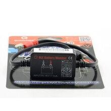 新 12 16 v bluetooth 4.0 車のバッテリモニタテスター診断ツールアンドロイド ios iphone 電池測定ユニット