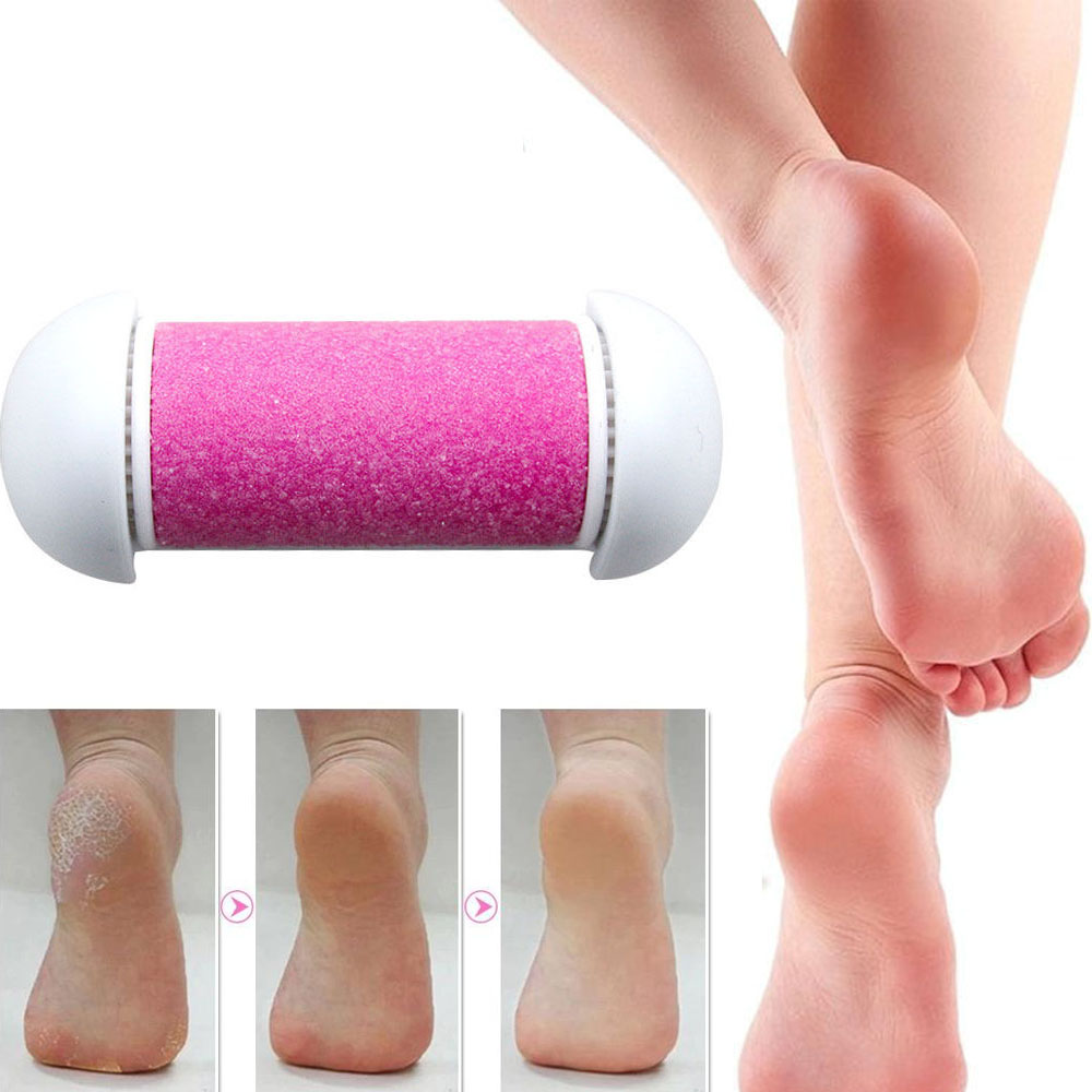 Good Quality Pedicure Care Tools Dead Skin Removal Electric Foot Exfoliator Head Feet Care Tool Hot Sale