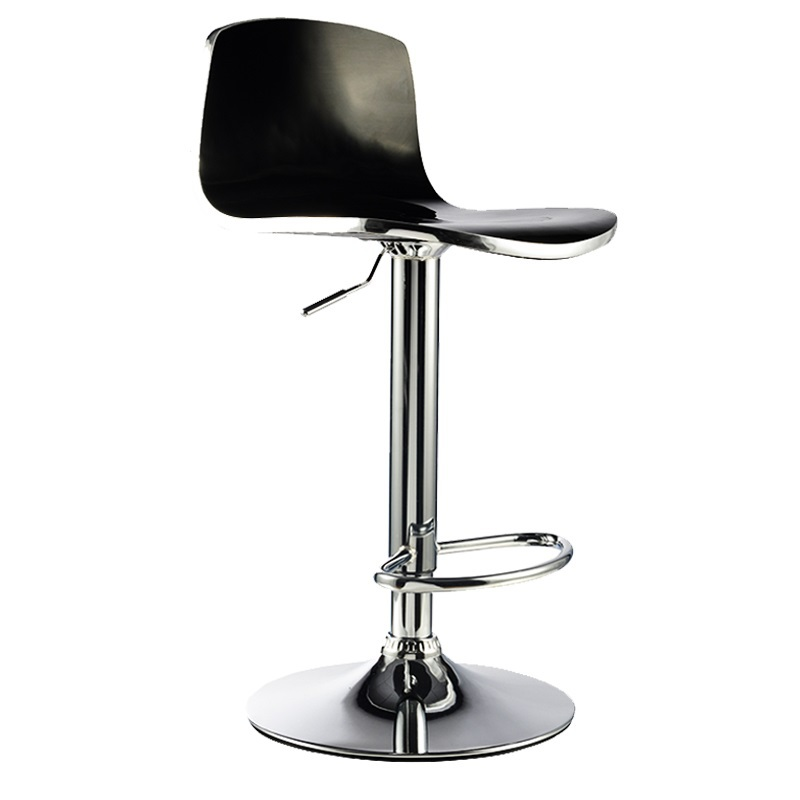 Ecdaily Limay Continental Bar Chairs Lift Chair Bar Stool Acrylic Bar Stool Bar Chair High