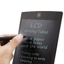 ЖК-планшет для письма, цифровой планшет для рисования, блокноты для рукописного ввода, портативная 4,4/8,5 дюймовая электронная доска для планшета, ультратонкая доска