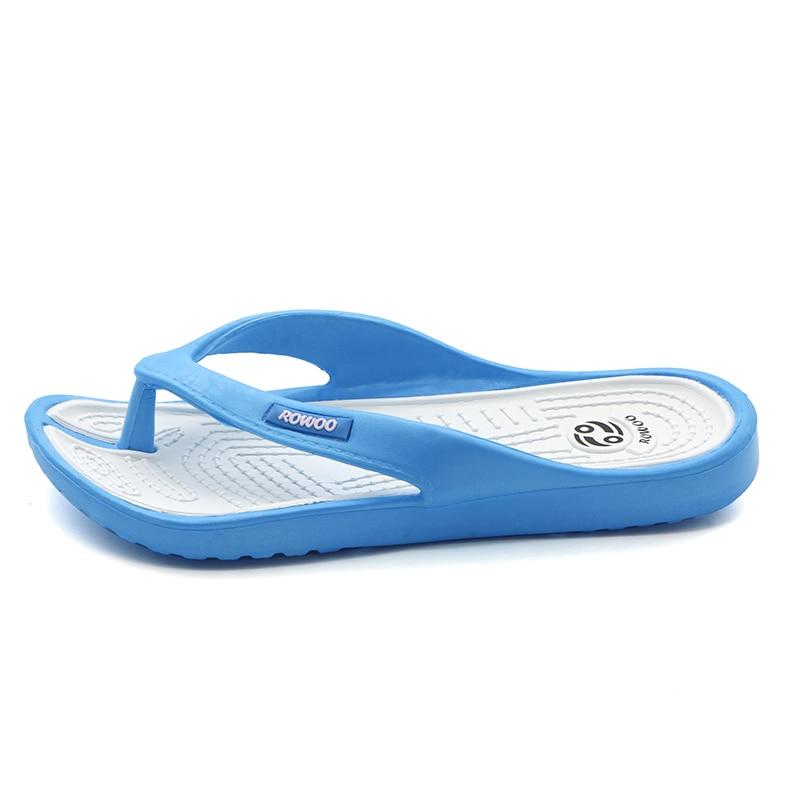 f2e648207945 EVA Slippers Women Casual Massage Durable Flip Flops Beach Summer Sport  Sandals Shoes Lady Flip flop Girl New Women Slippers-in Flip Flops from  Shoes on ...
