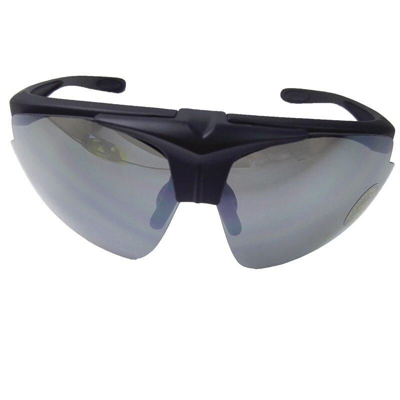 Ciondoli C1 Tactical Goggles Desert 3 Lenses Outdoor Uv400 Protection Eyewear Hunting Military Camping Hiking Glasses