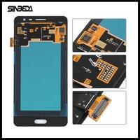 Sineda 100 Test LCD For Samsung Galaxy J3 J3109 J3110 J3119 Black White Gold 5 0