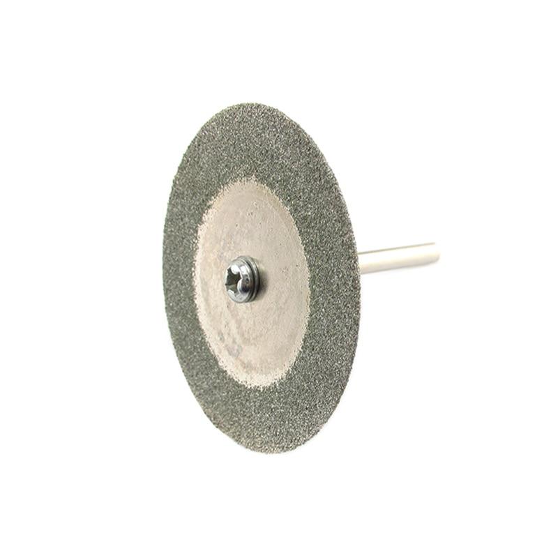 60 mm diamant-doorslijpschijf voor mini-boor Dremel Tools-accessoires - Schurende gereedschappen - Foto 4