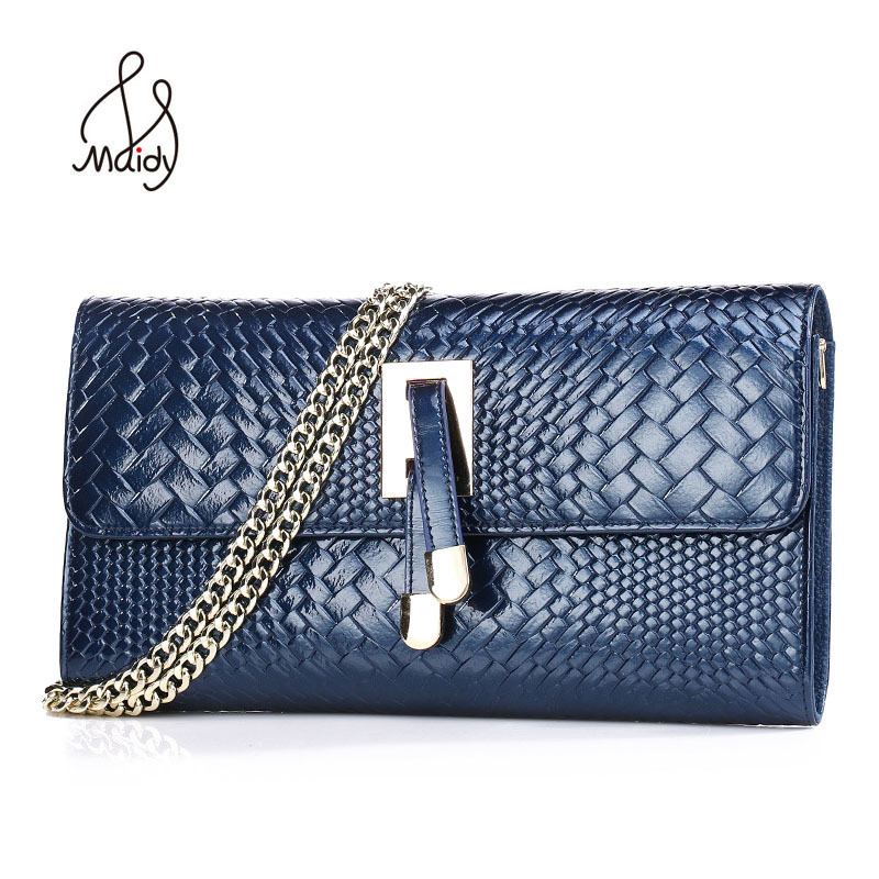 Maidy New Woman Ladies Snake Serpentine Genuine Leather Shoulder Crossbody Handbags Flap Chains Envelope Clutch Messenger Bags new chains flap women shoulder bags small handbags vintage ring crossbody bag for woman suede leather ladies casual clutch purse