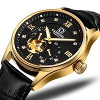 日本御代田自動運動腕時計メンズスイスカーニバルブランドの高級メンズ腕時計サファイア hombre レロジオ時計 C7612 6 -