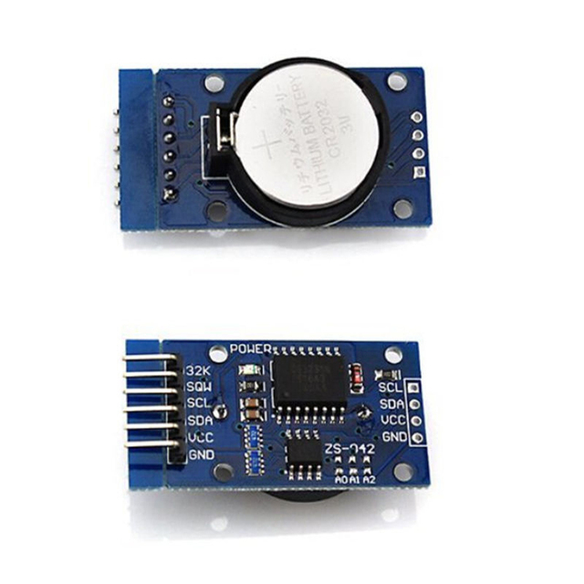 2016 New DS3231 AT24C32 IIC Precision RTC I2C Real Time Clock Memory Module For Arduino