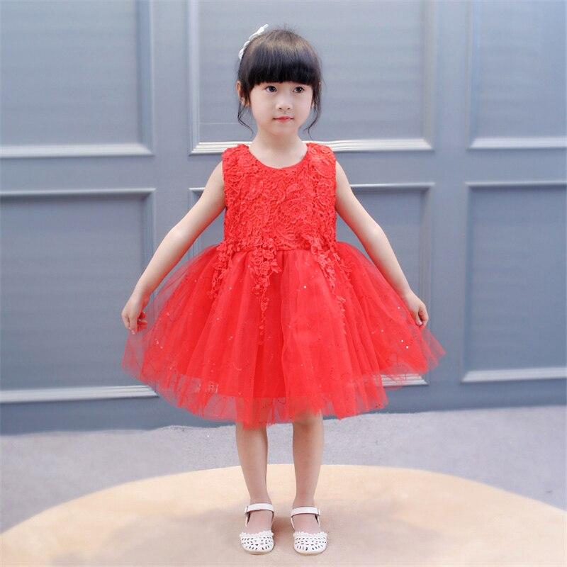 BibiCola Kleine Mädchen Kleid Kinder Sommer Kleidung Party - Kinderkleidung - Foto 5