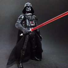 "1Pcs Star Wars Darth Vader Revenge Of The Sith Auction 3.75"" FIGURE Child Boy Toy Collection Xmas Gift Free Shipping(China)"