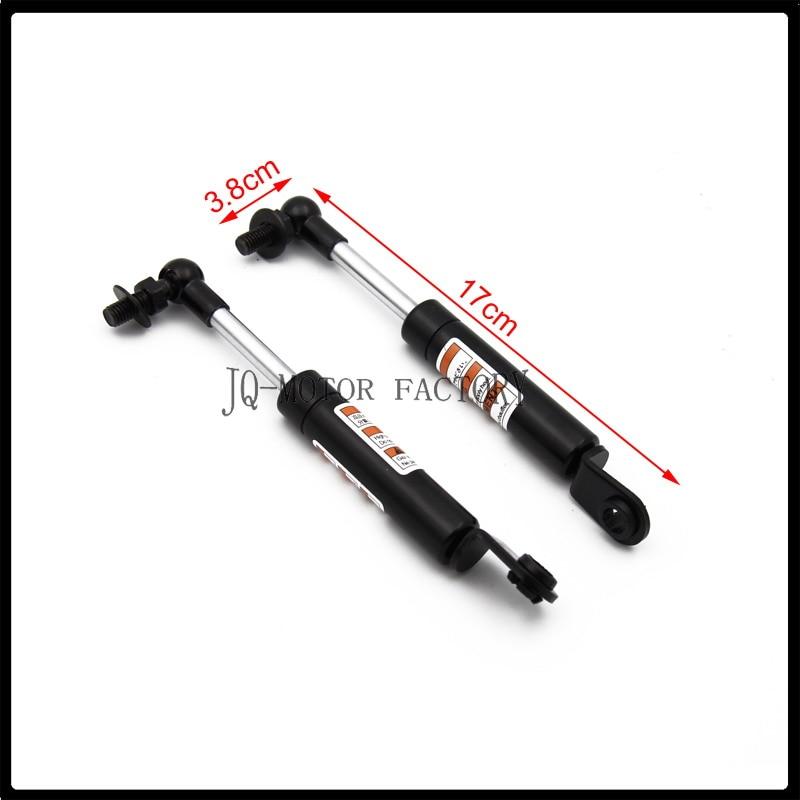 2 pièces jambes de force bras Supports de levage pour Yamaha T MAX TMAX 500 530 2009 t-max 530 TMAX5000 2016 amortisseurs siège de levage