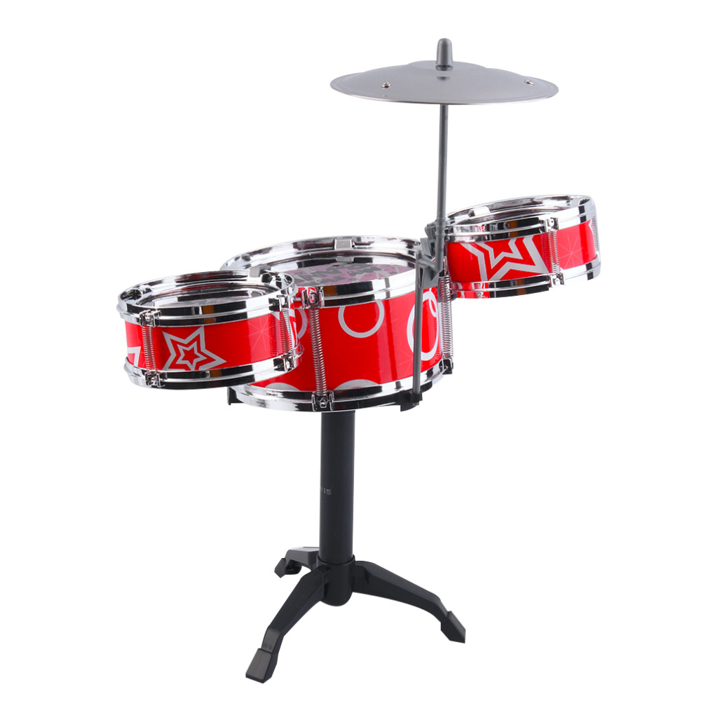Children Kids Educational Toy Rock Drums Simulation Musical Instruments New Sale In Instrument From Toys Hobbies On Aliexpress