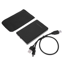2 5 Inch USB 2 0 to IDE HDD Hard Disk Drive HDD Enclosure External Case