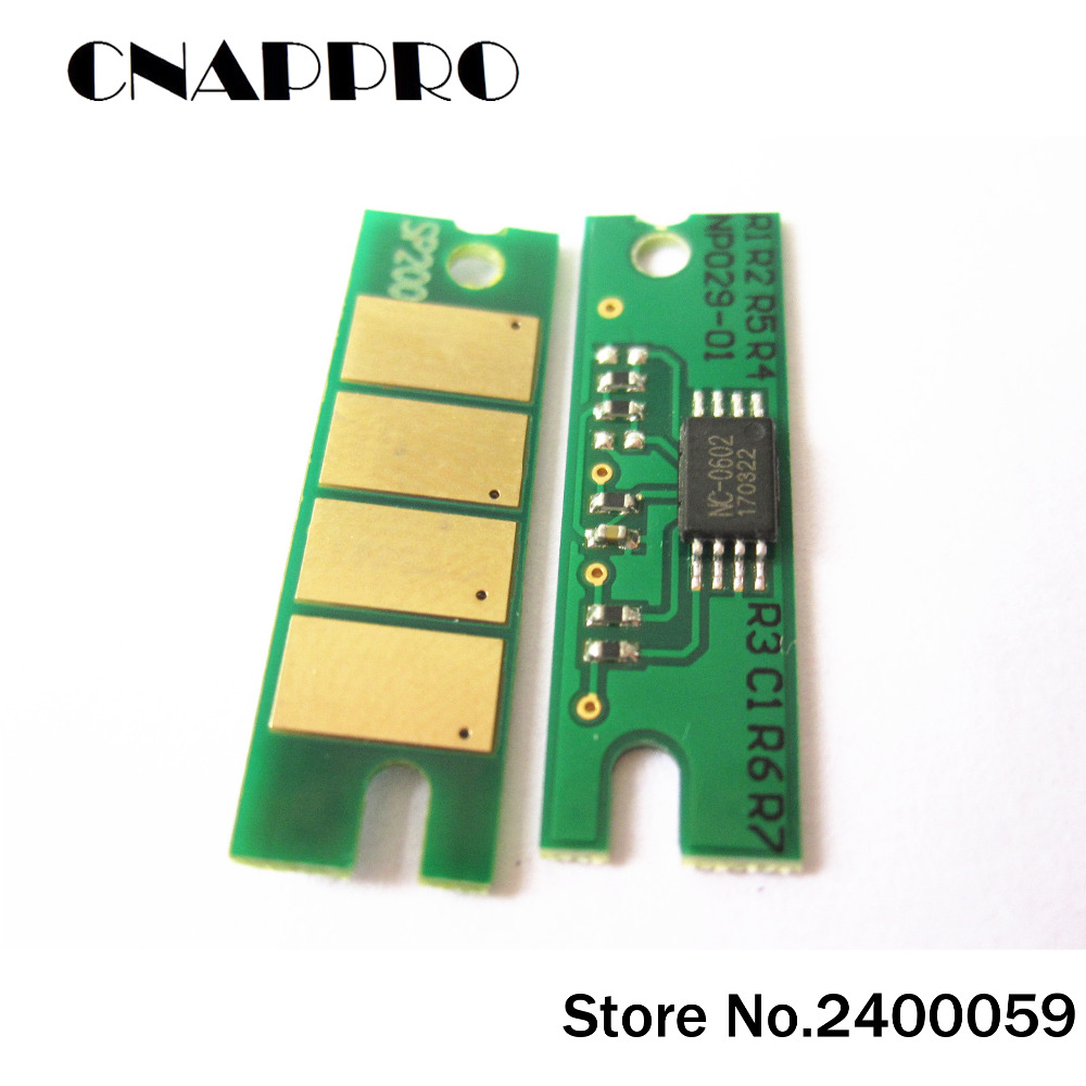 1.5k 150he Sp150he Toner Cartridge Chip For Ricoh Sp 150 150SU 150w 150SUw Sp150 Sp150SU Sp150w Sp150SUw Printer Chips