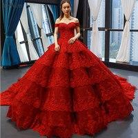 Вечернее платье красное платье принцессы вечернее платье с открытой спиной торжественное платье Для женщин Элегантный 2019 новый сексуальны...