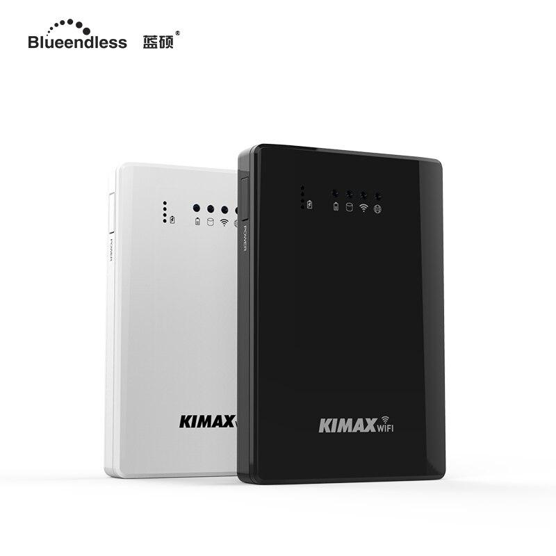 2017 Wifi Router Sata Hard Disk Reader Case 2.5 Inch Hdd Caddy USB 3.0 Plastic Hard Drive Enclosure Up To 2TB Blueendless U25AWF