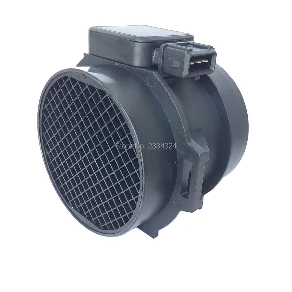 Mass Air Flow Sensor Mete For Land Rover Defender Discovery Freelander 2.5 TD5 TDI 5WK9607 5WK9607Z MHK100620 8ET009142051
